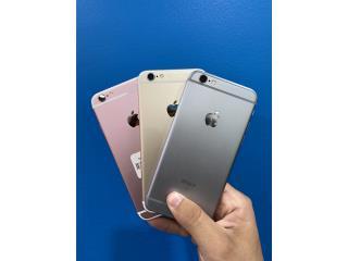 IPhone 6s desbloqueado , Puerto Rico