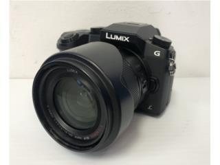 Panasonic Lumix G, Puerto Rico