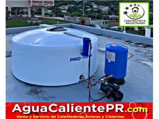 #SIN QUIMICOS NI MOHOO 600GL Y PAGAS MENOS, Puerto Rico