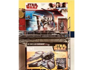 Variedad de juguetes de Star Wars , Puerto Rico