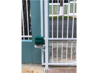 Portones electricos venta instalacion repara , Puerto Rico