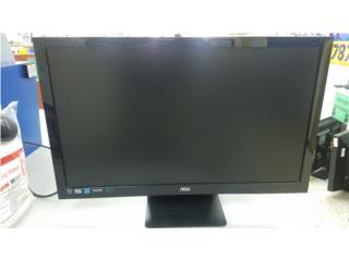 Monitor de computadora AOC, Puerto Rico