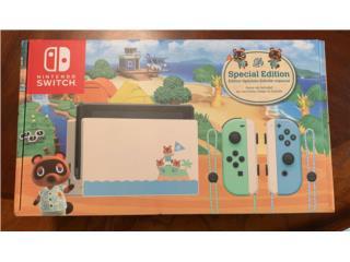 Nintendo Switch (Special Edition), Puerto Rico
