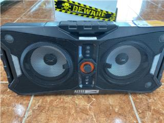 Altec Boom Box Speaker , Puerto Rico