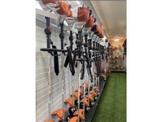 TRIMMER STIHL INDUSTRIAL FS131, Puerto Rico
