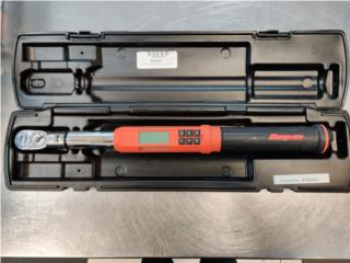 Snap-On torque wrench, Puerto Rico