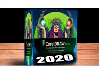 >>> CORELDRAW 2020 + MANUAL EN ESPECIAL <<<, Puerto Rico