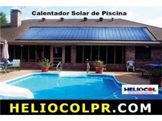 SU PISCINA ESTA FRIA?_www.HELIOCOLPR.COM, Puerto Rico