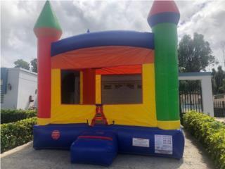 Casa de brinco,casas de brinco,brincos, Puerto Rico
