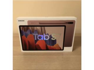 Galaxy Tab S7 Mystic Bronze 128GB, Puerto Rico