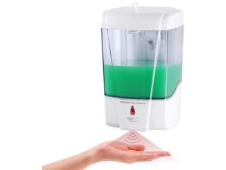 AUTOMATIC WALL MOUNT SANITIZER DISPENSER, Puerto Rico