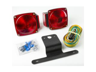 TRAILER LIGHT KIT DE LUCES PARA REMOLQUE, Puerto Rico