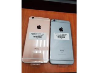 Iphone 6s plus 32GB $250 activado con simple, Puerto Rico