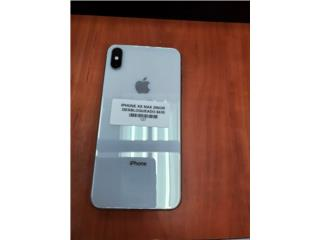 IPHONE XS MAX 256GB DESBLOQUEADO $630, Puerto Rico