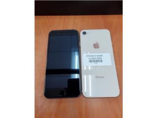 IPHONE 8 64GB CLARO $250, Puerto Rico