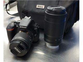 Nikon D3500 SLR, Puerto Rico