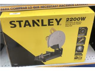 STANLEY CHOPSAW, Puerto Rico