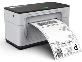 THERMAL LABEL PRINTER 4X6, Puerto Rico
