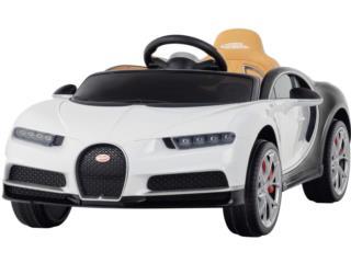 Bugatti Chiron De Batería $495, Puerto Rico