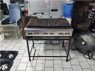 Parrillas de 36' $900., Puerto Rico