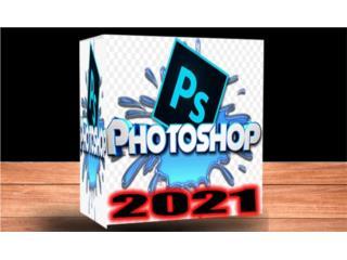PHOTOSHOP 2021 (( INSTALACION GRATIS 100% )), Puerto Rico