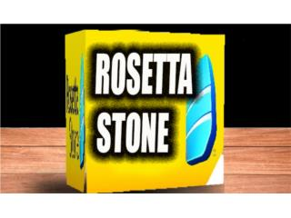 ROSETTA STONE (( INSTALACION GRATIS 100%  )), Puerto Rico