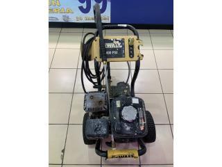 Máquina de Lavado a presión Dewalt 3400PSI, Puerto Rico