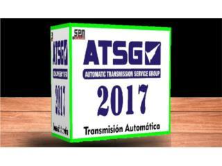 ATSG ( MANUALES PARA REPARAR TRANSMISIONES ), Puerto Rico