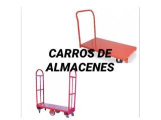 CARROS DE ALMACENES , Puerto Rico
