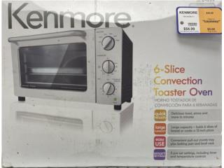 KENMORE TOASTER OVEN, Puerto Rico