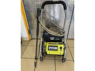 RYOBI PRESSURE WASHER ELECTRICA 1700 PSI, Puerto Rico