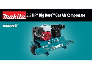 5.5 HP Big Bore™ Gas Air Compressor, Puerto Rico