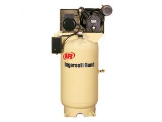 7.5 HP 80 GAL Vertical Two Stage Air Compress, Puerto Rico