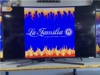 Samsung tv 55' un55ku6500f, Puerto Rico