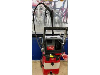 Clean Force Pressure washer , Puerto Rico