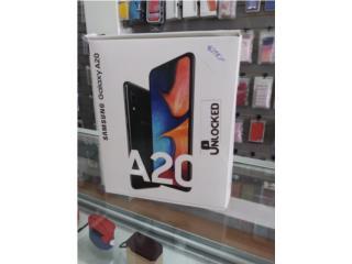 Samsung Galaxy A20 Black 32 GB , Puerto Rico
