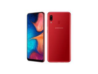 Samsung A20 NUEVO Desbloqueado , Puerto Rico