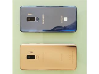 Galaxy S9+ 64GB Factory unlock , Puerto Rico