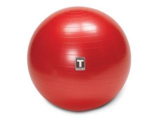 STABILITY /ANTI-BURST EXERCISE BALL 65CM-RED, Puerto Rico