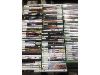 Variedad Xbox 360, Puerto Rico