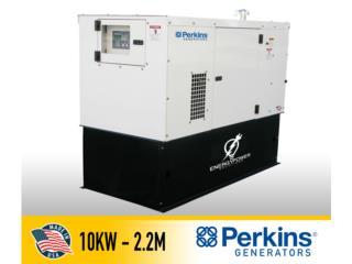 Generadores Perkins , 100% Hechos  en USA., Puerto Rico