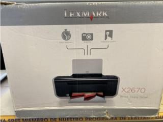 Lexmark Printer , Puerto Rico