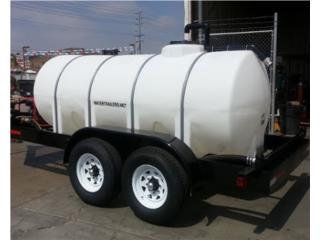 Fabricación Carreton - Despacho Agua + Diesel, Puerto Rico