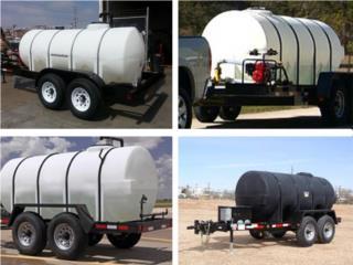 Despacho Agua + Diesel - Fabricación Carreton, Puerto Rico