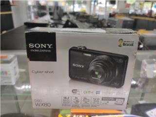 Camara Sony, Puerto Rico