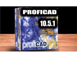 PROFICAD 10 ( DIBUJA DIAGRAMASS ELECTRICOS ), Puerto Rico