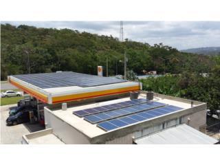 SOLAR SISTEM COMERCIAL 25%CASH BACK, Puerto Rico