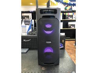 Bocina Bluetooth Toshiba , Puerto Rico