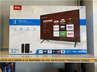 "TCL Tv 32"", Puerto Rico"