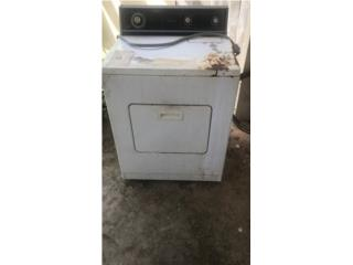 Secadora Eléctrica Sin pintar. , Puerto Rico